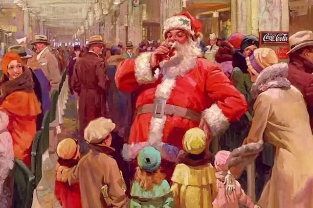 Coca Cola Babbo Natale.Coca Cola E Natale Quando Il Marketing Diventa Tradizione Marketing Arena
