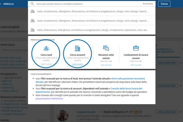 Linkedin-sales-navigator