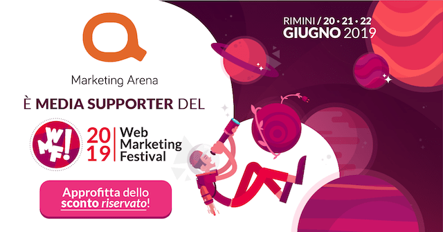 Web Marketign Festival Marketing Arena media supporter