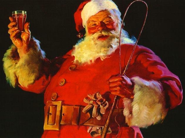 Dov E Babbo Natale.Babbo Natale E Stato Inventato Dalla Coca Cola Marketing Arena