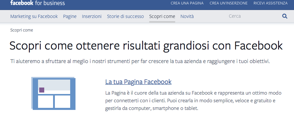 facebook- learn how