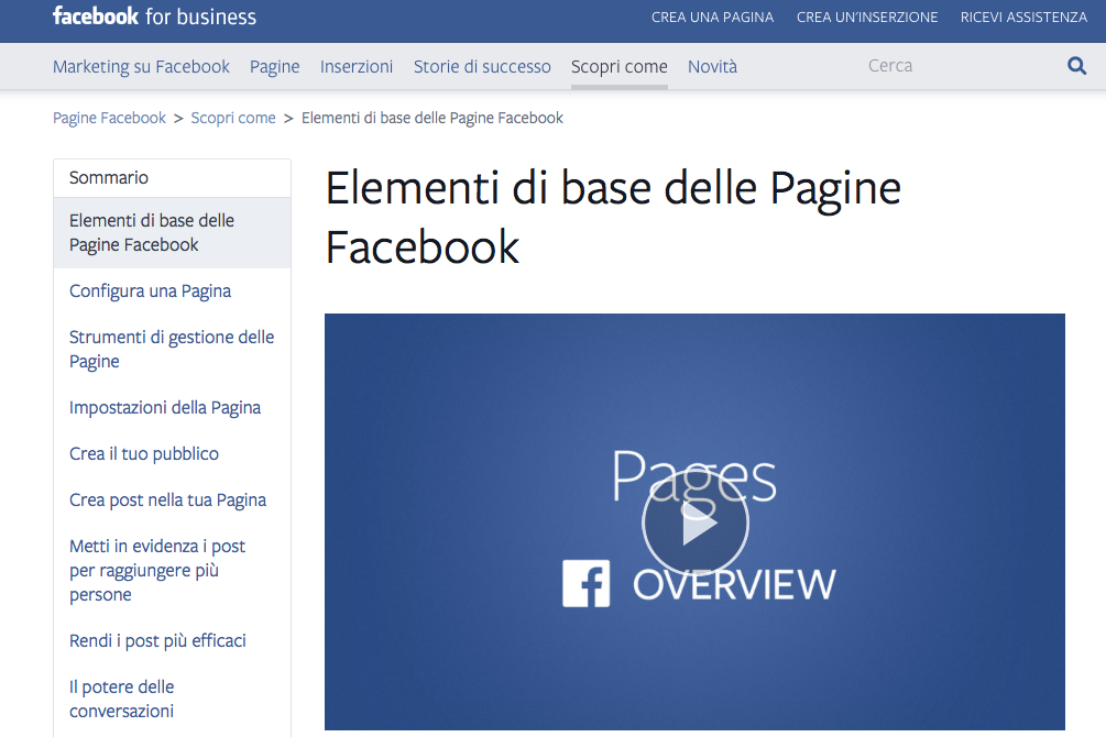 learn how facebook