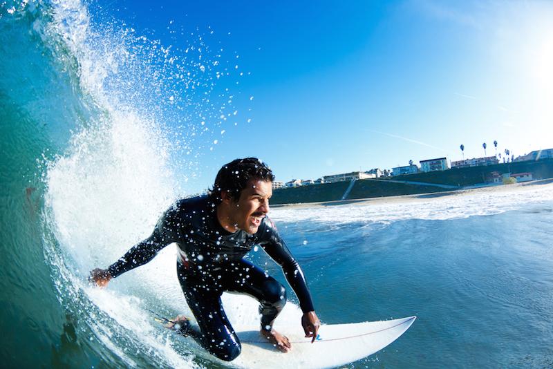 Surfing Emotional