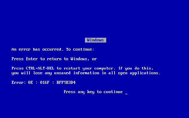 blue-screen-of-death-win95