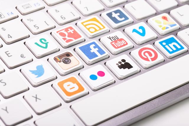 Social Media Marketing via Shutterstock