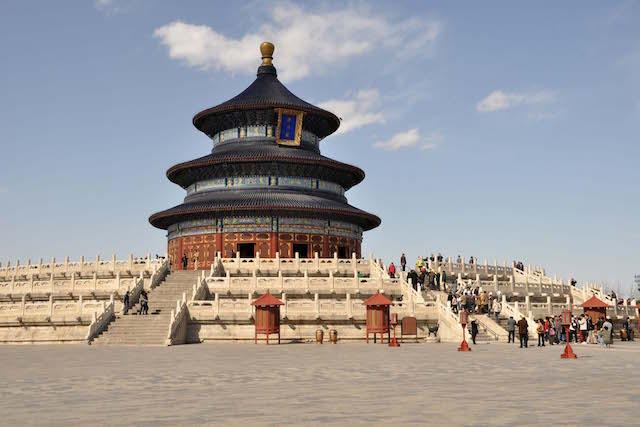 Una nube di innovazione: Pechino si toglie la maschera